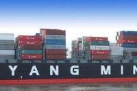 阳明海运事故船抵达悉尼卸货,针对受损集装箱进行后续处理